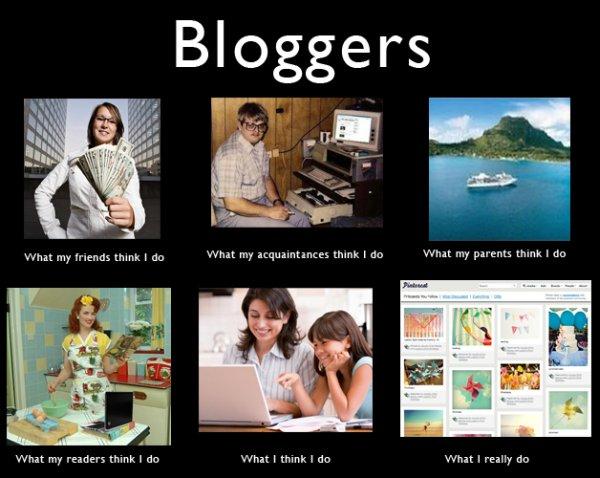WhatBloggersDo