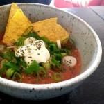 Sylvia's ontzettend lekkere Mexicaanse soep