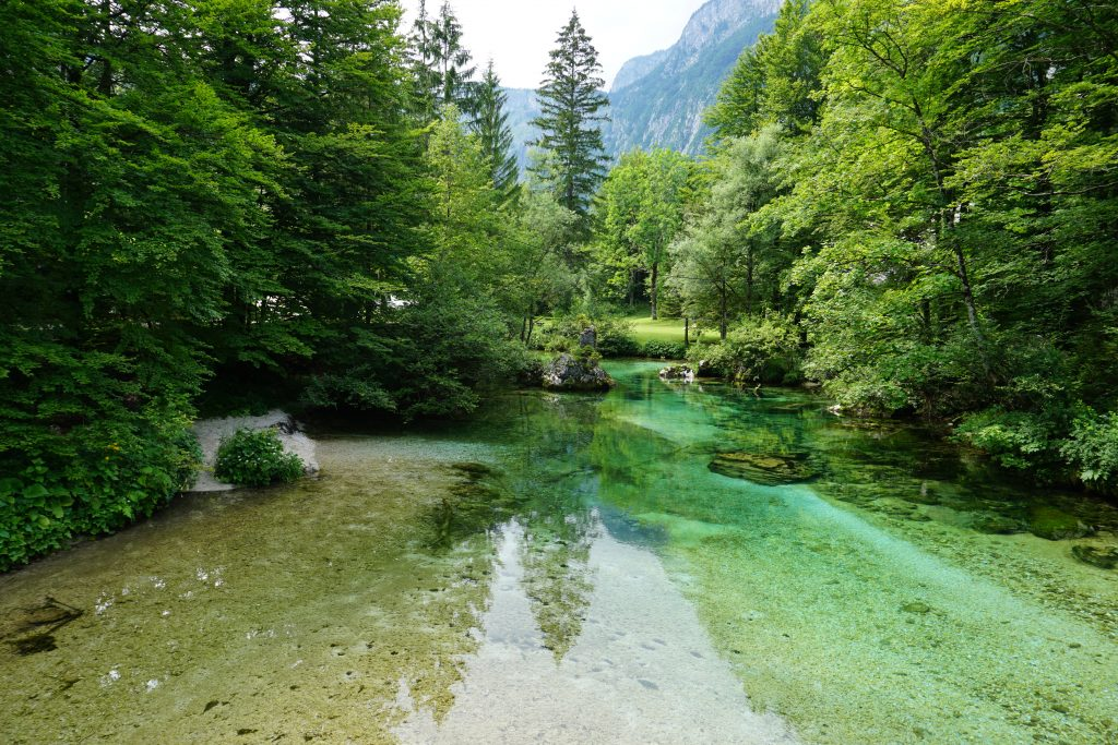 Bohinj Slovenië