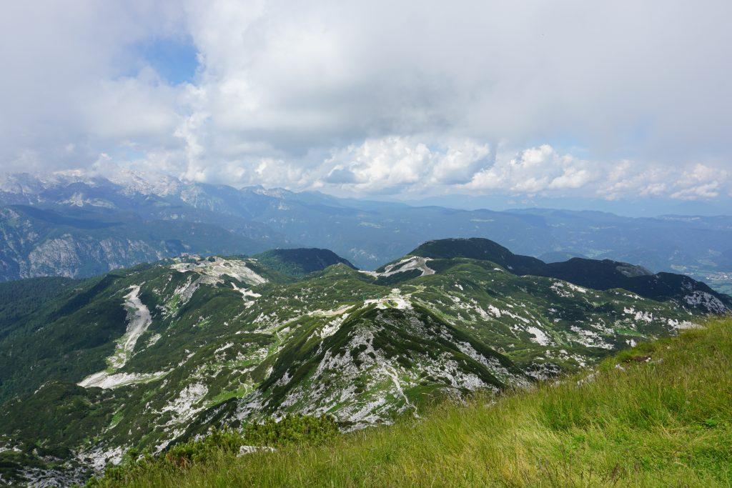 Mount Sija Slovenia