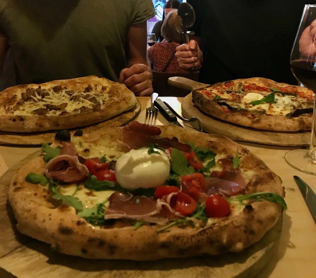 pizza O'Panuozzo