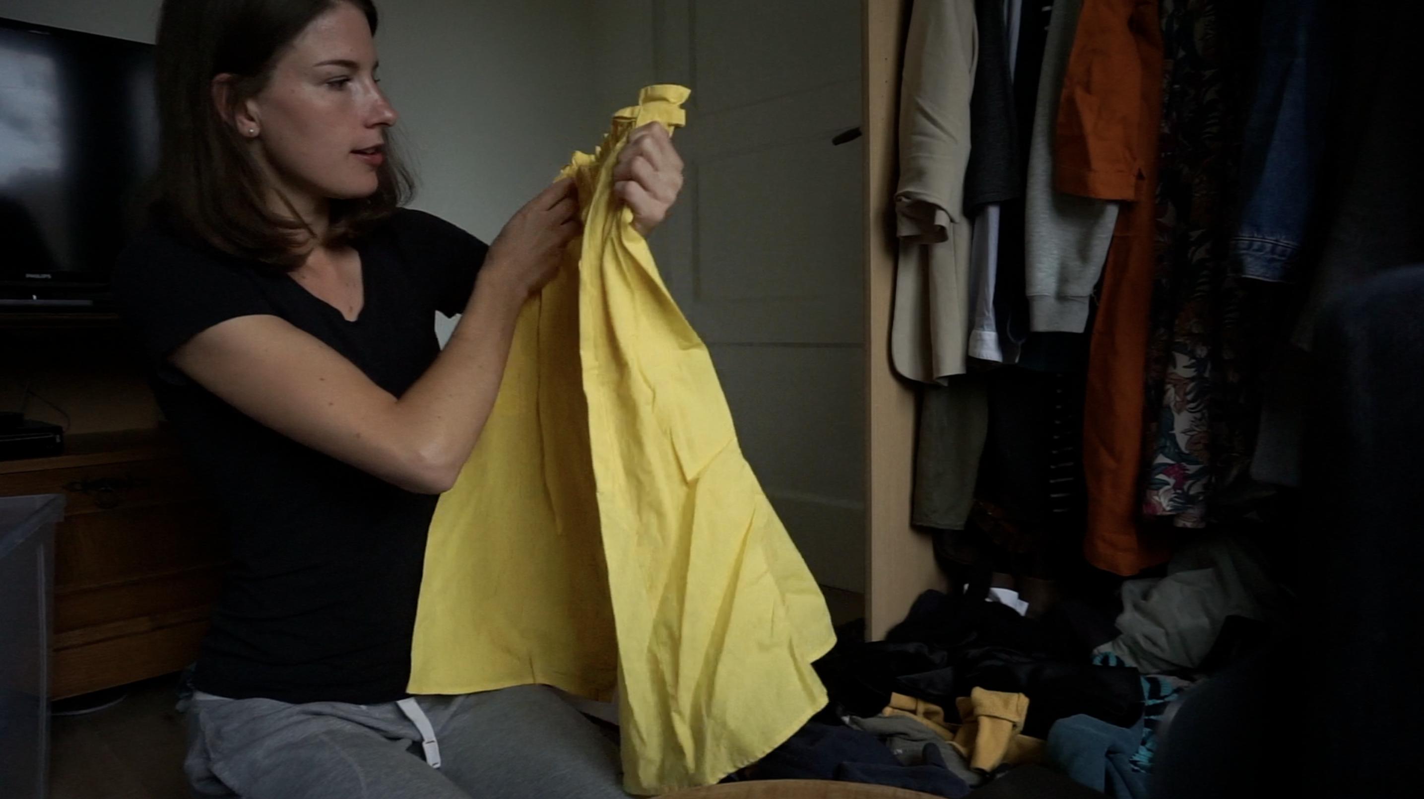 Project 333: kledingkast uitruimen met minimalisme-challenge