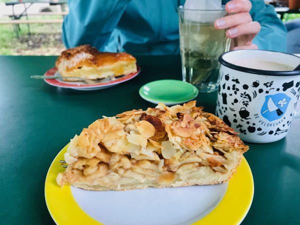 De Veldkeuken taart