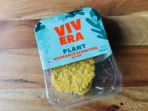 vivera plant schnitzel als kip