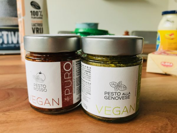 puro vegan pesto